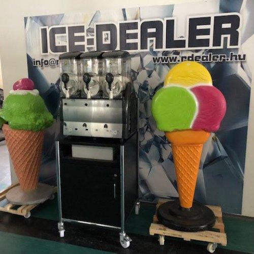 GBG 3 karos jégkásagép