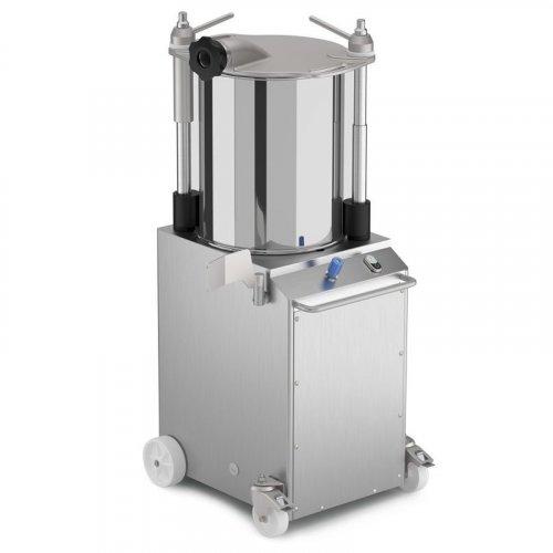 Hidraulikus kolbásztöltőgép 32 literes