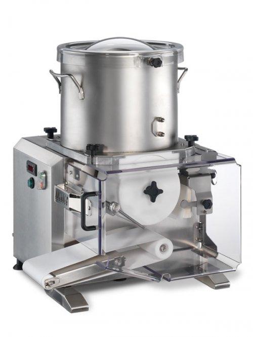 Hamburgerhús pogácsázógép hűtött verzió C/E HR