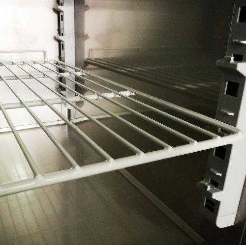 ILSA hűtőrács, polc, műanyag bevonatú