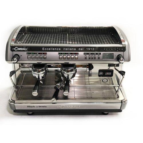 LaCimbali M39 Dosatron 2 karos kávégép