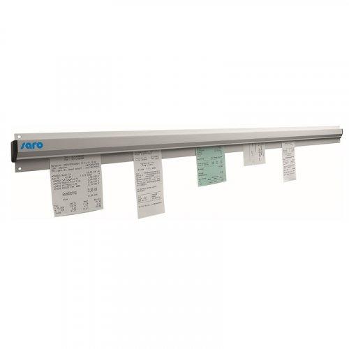 SARO L900 jegyzet, blokktartó sín 900mm